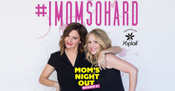 None - Win tickets to I Mom So Hard