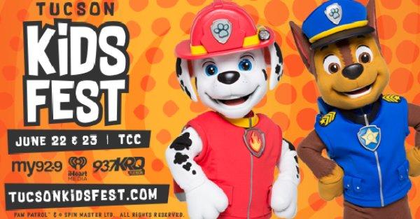 None - Win tickets to KidsFest