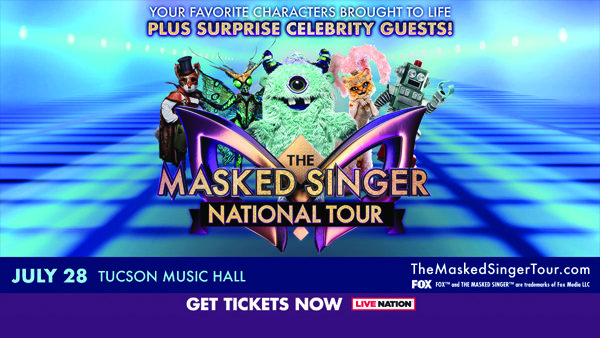 image for Win tickets to The Masked Singer National Tour