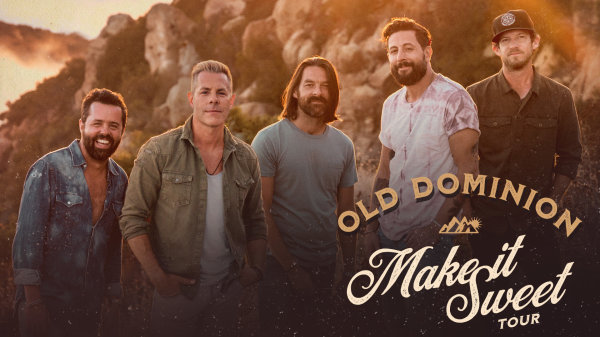 None - LAST CHANCE: Win tickets to see Old Dominion in Asheville!