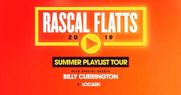 None - Cheerwine Summer Ticket Window: Rascal Flatts in Charlotte!