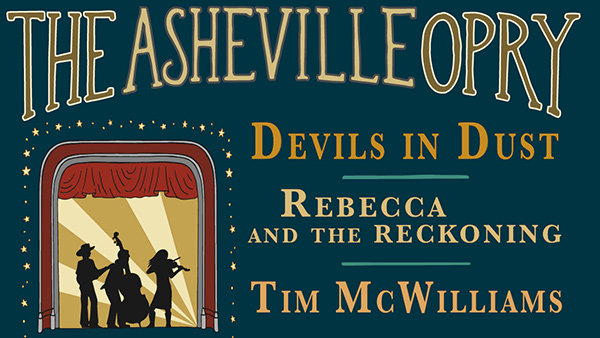 None - Win tickets to The Asheville Opry!