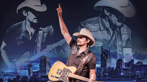 image for Win tickets to see Brad Paisley in Charlotte!