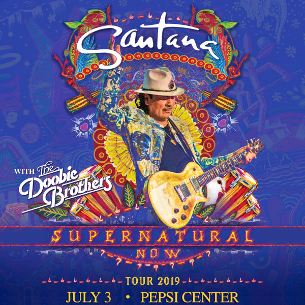 None - Score First Row Tickets to Santana!!