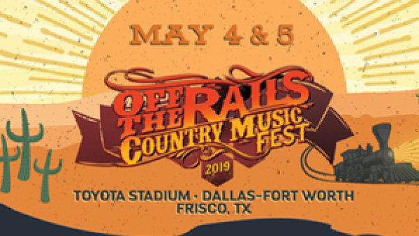 None - Win Off The Rails Tickets HERE