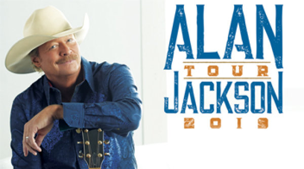 None - Win Alan Jackson Tickets