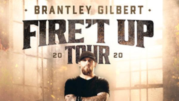 None - Win Brantley Gilbert Tickets