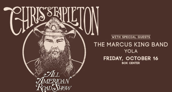 image for Win Chris Stapleton Tickets