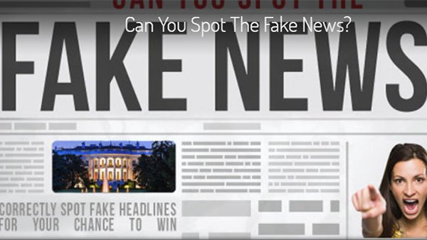 None - Can You Spot The Fake News?