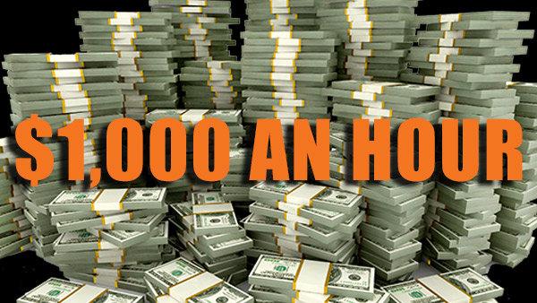 None -     Win $1,000 on KFI