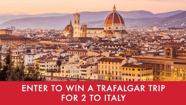 None - PastaThon Trip Giveaway to Italy