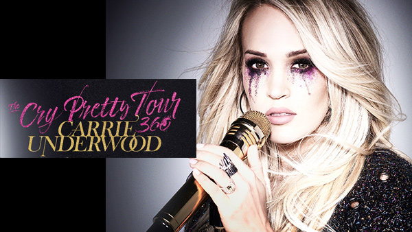 None -  Carrie Underwood The Cry Pretty Tour 360