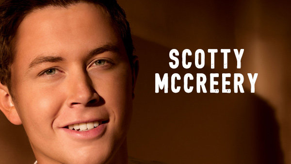 None - Scotty McCreery at the Aztec Theatre