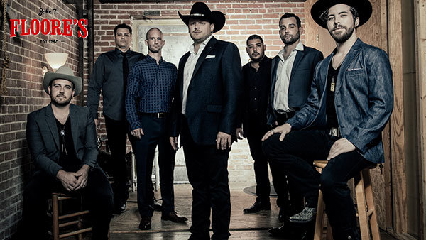None - Josh Abbott Band May 4th at Floores