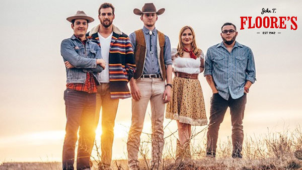 None - Flatland Cavalry May 18th at Floores!