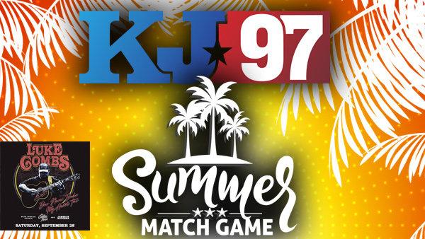 None - KJ97 Summer Match Game