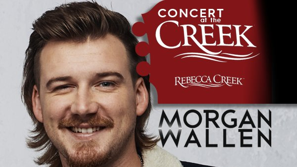 Enter to Win a Pair of Tickets to Concert at the Creek!