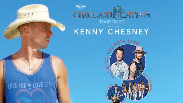 None - Win a Pair of Tickets to See Kenny Chesney at the Alamodome!