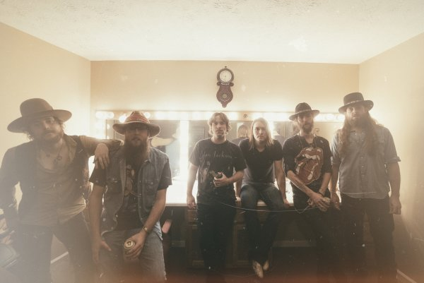 None - Win Tickets to see Whiskey Myers at Floores!