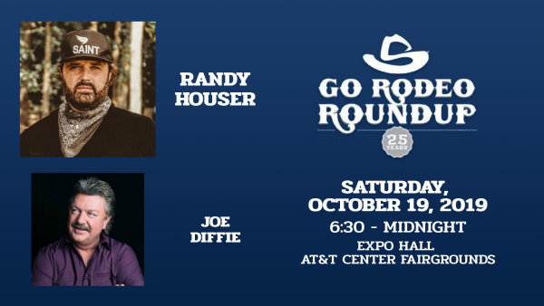None - Win a Pair of Tickets to Go Rodeo Round Up!