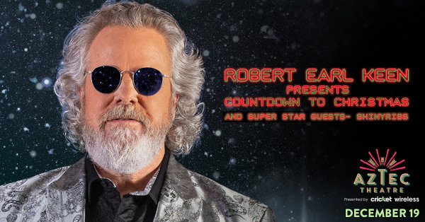 None - Win a Pair of Tickets to see Robert Earl Keen with Shinyribs!