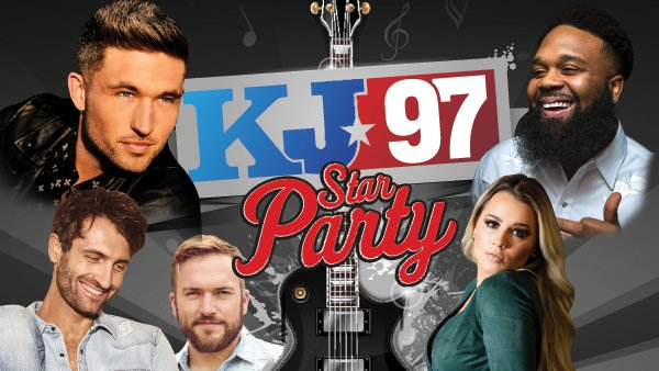 None - Win a Pair of Tickets to KJ97's Star Party!