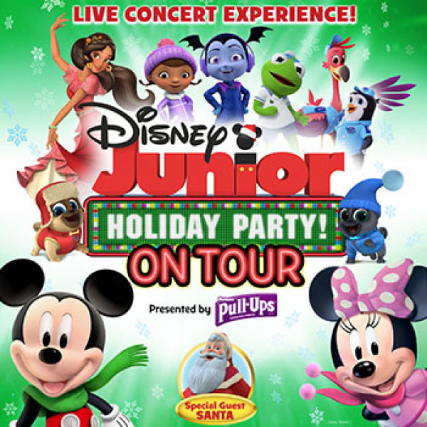 None - Win Tickets to the Disney Junior Holiday Party!