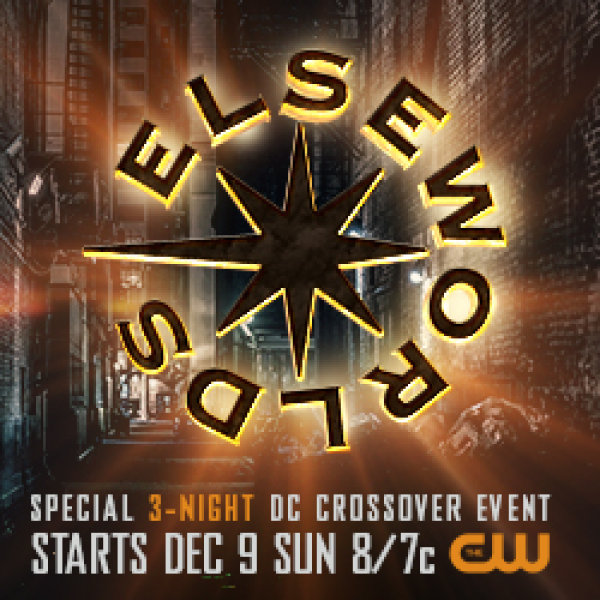 None - Win a CW Elseworlds Prize Pack!