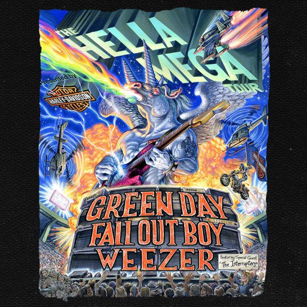 None - Win tickets to the Hella Mega Tour!
