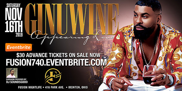 Win tickets to see Ginuwine!