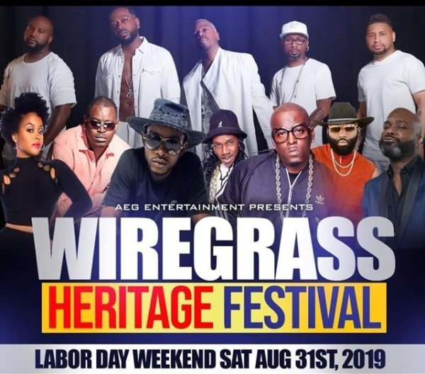 None - WIN TICKETS TO WIREGRASS HERITAGE FESTIVAL w/ DRU HILL, SISQO, CHRISETTE MICHELE, SIR CHARLES