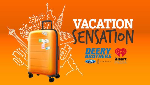 None - Vacation Sensation Contest