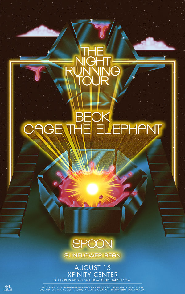 None - Beck & Cage The Elephant
