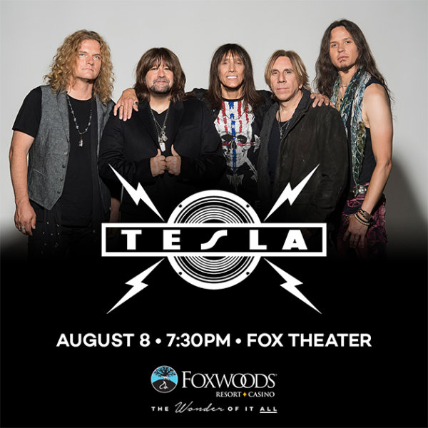 None - Tesla at Foxwoods