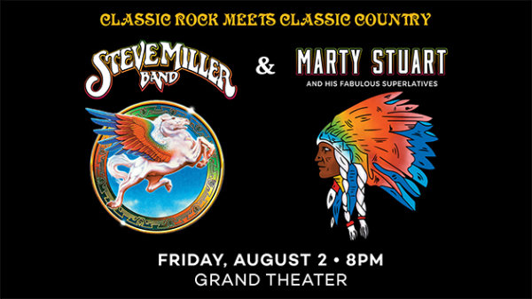 None - Steve Miller Band at Foxwoods