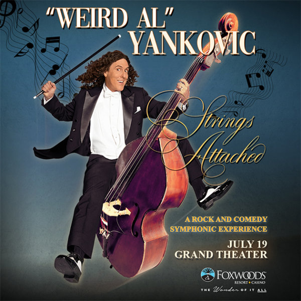 None - Weird Al at Foxwoods