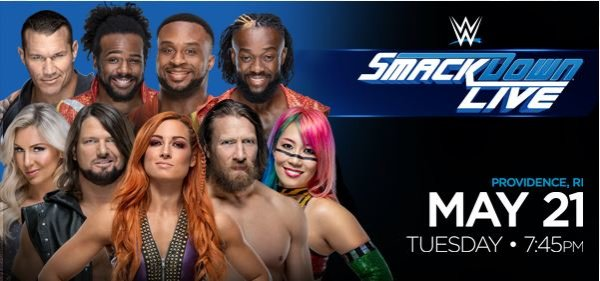 None - WWE Smackdown