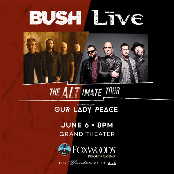 None - Bush at Foxwoods