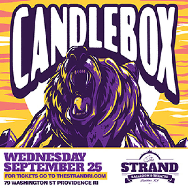 None - 94 HJY Welcomes Candlebox at The Strand