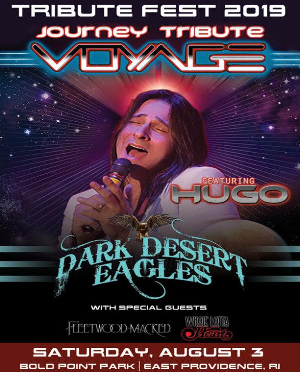 None - Voyage, Dark Dessert Eagles, Fleetwood Macked!