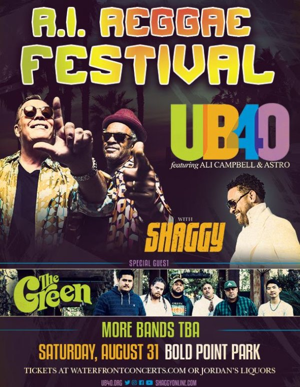 None - RI Reggae Fest
