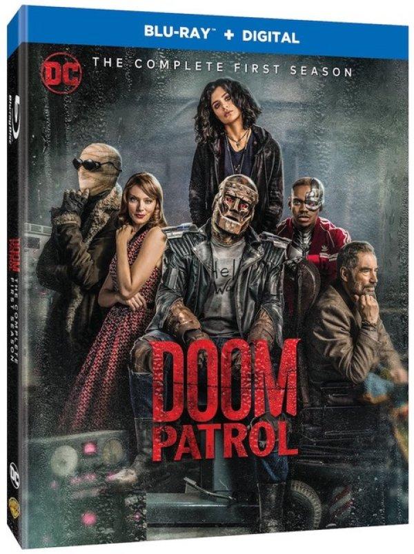 None - Doom Patrol Season 1