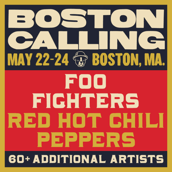 None - BOSTON CALLING 2020 W/ THE FOO FIGHTERS AND RED HOT CHILLI PEPPERS!