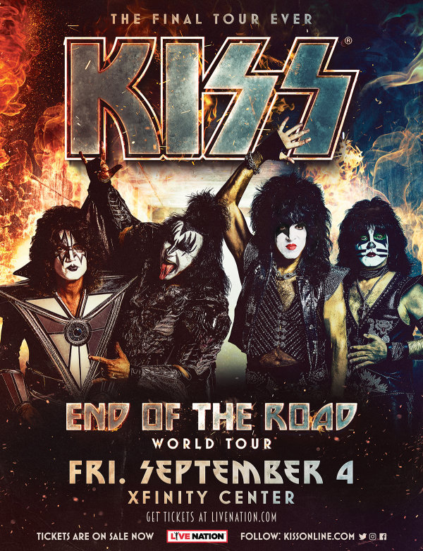 image for KISS- The Final Tour Ever