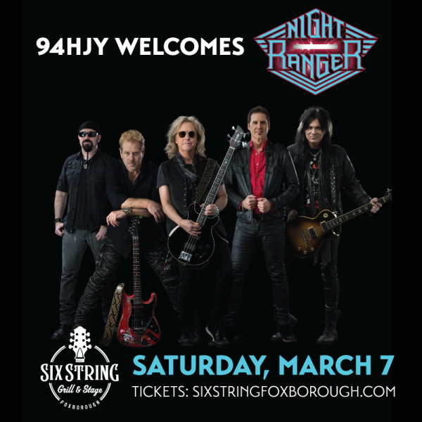image for Night Ranger at Six String