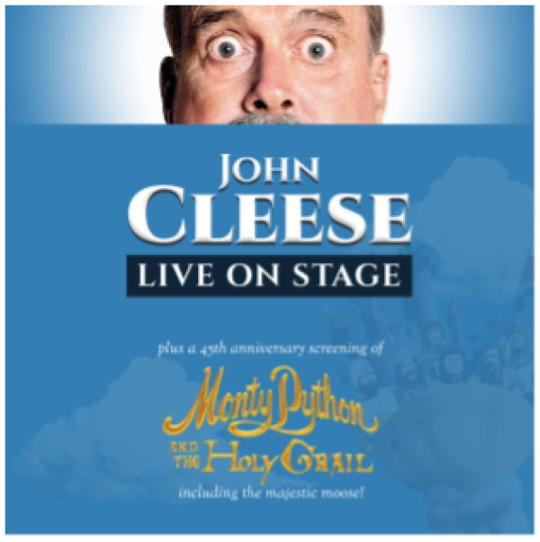 None - 94HJY Welcomes John Cleese Live On Stage