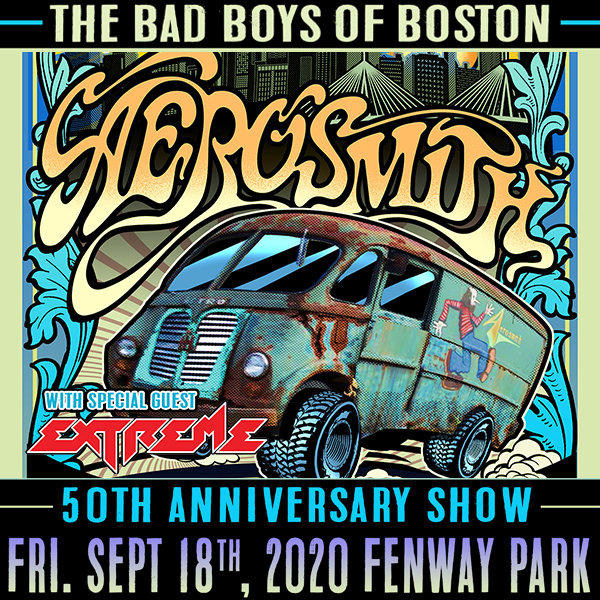 image for Aerosmith at Fenway Park