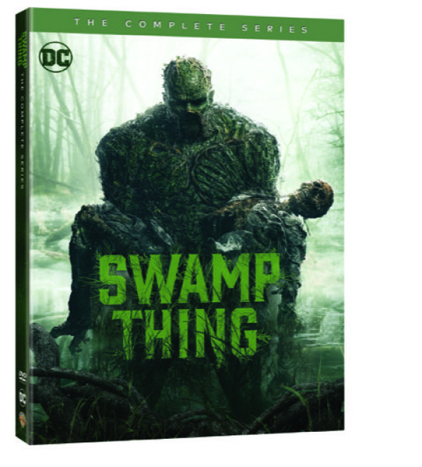 image for Swamp Thing On DVD
