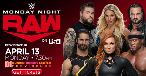 image for WWE Monday Night Raw