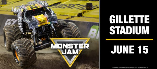 image for Monster Jam at Gillette